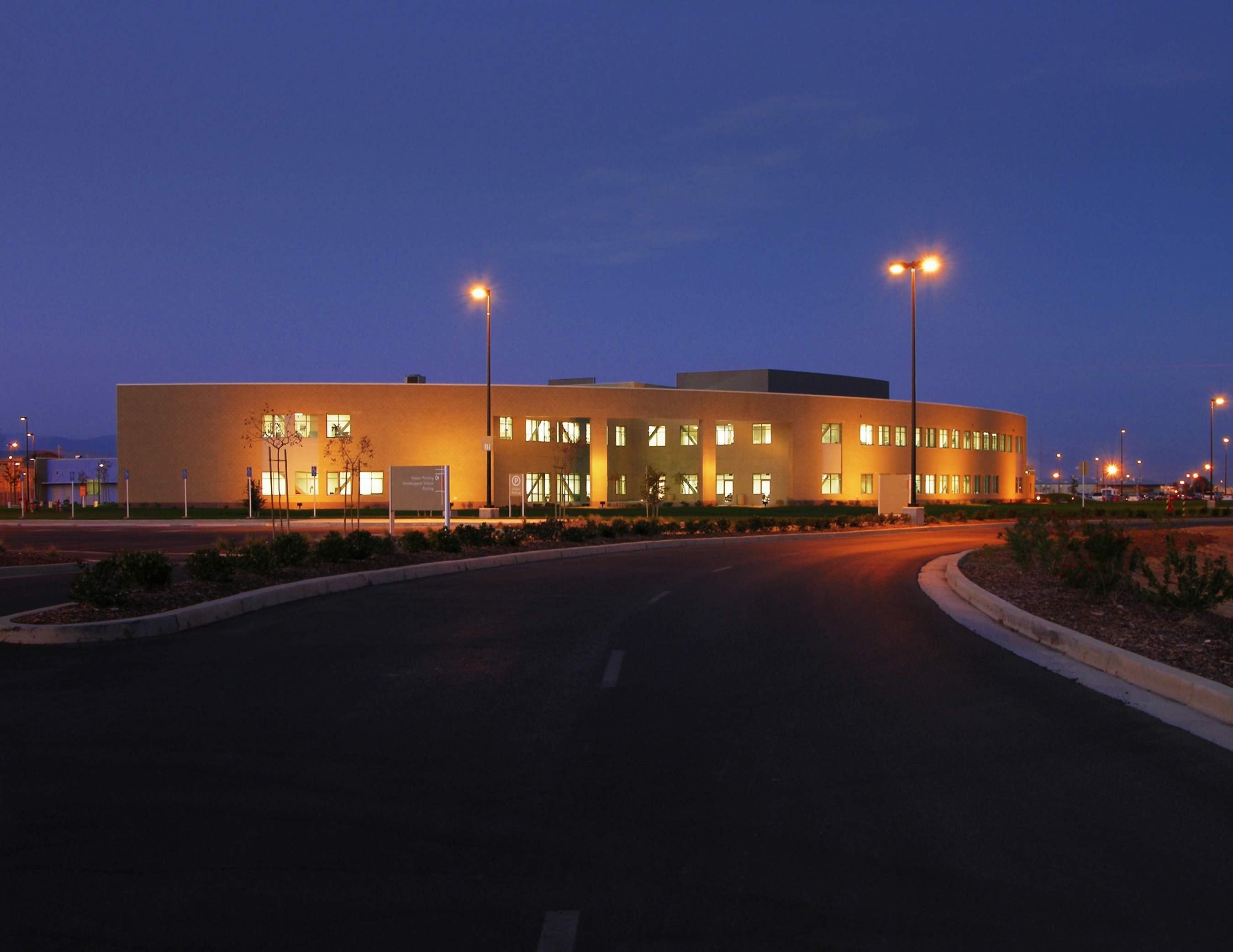 Coalinga State (1500-Bed) Mental Hospital for Violent Offenders (Sexual Predators)