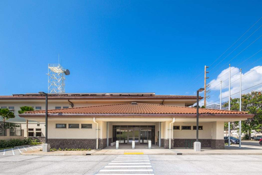 Waianae Public Safety Building and Police Station and Adult and Juvenile Holding Facility