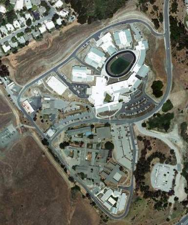 San Mateo, 300-Bed, 30-Building Juvenile Detention Facility
