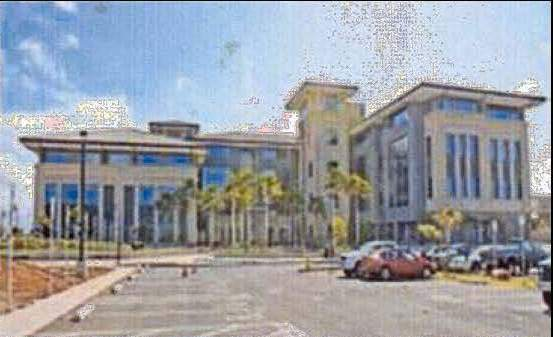 Kapolei Juvenile Justice Center (84-Bed Detention and 13-Courtroom Courts Complex)